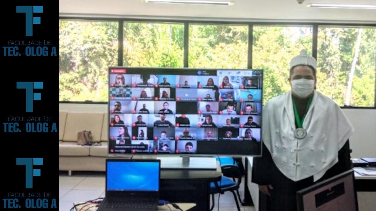 Faculdade de Tecnologia outorga grau para 96 discentes de doze cursos