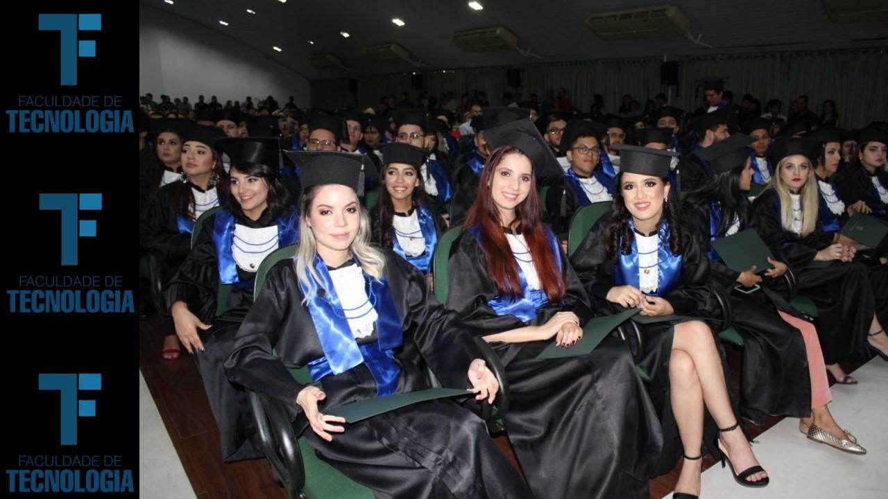 Faculdade de Tecnologia entrega 89 novos bacharéis à sociedade