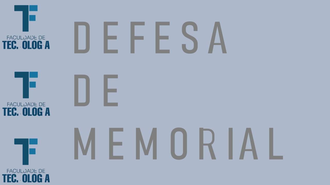 Professor Raimundo Kennedy realiza defesa de memorial na Faculdade de Tecnologia da UFAM